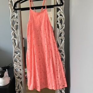 Hollister halter dress